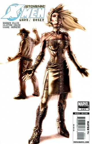 Astonishing X-Men Ghost Boxes #2