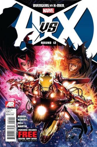 Avengers vs. X-Men #12