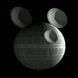 Mickey Mouse Death Star