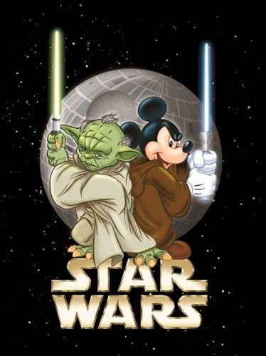 Mickey Mouse Yoda