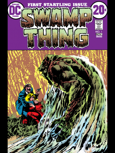 Swamp Thing #1, Bernie Wrightson