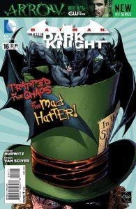 Batman: The Dark Knight 16