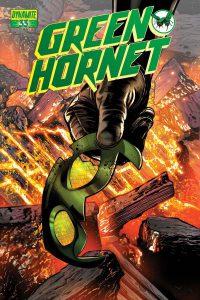 Green Hornet 33