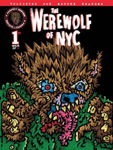 Werewolf of NYC #1