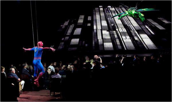 TOtD Spidey Fights Green Goblin