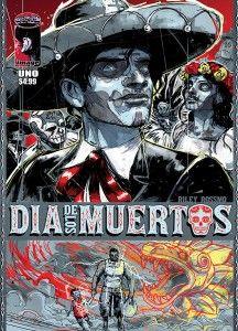 Dia De Los Muertos Cover