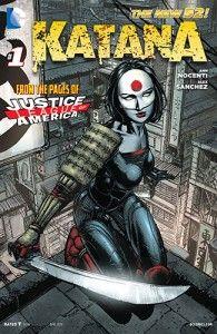 Katana 1 Cover