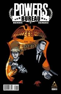 Powers: Bureau 1 Cover
