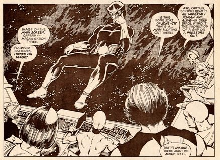 Star-Lord by Byrne, Austin, and Claremont, Marvel Preview #11