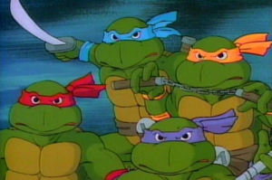 TMNT-80's Cartoon