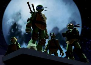 Nickelodeon TMNT - Ready for battle