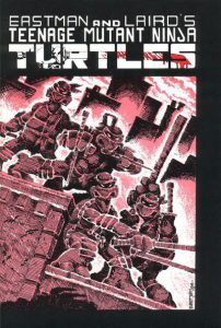 TMNT #1 - The one that started it all!