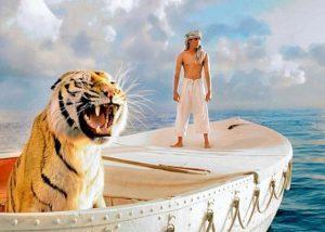 Tigers eat pie?