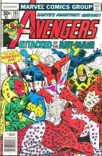 Avengers #161, George Perez
