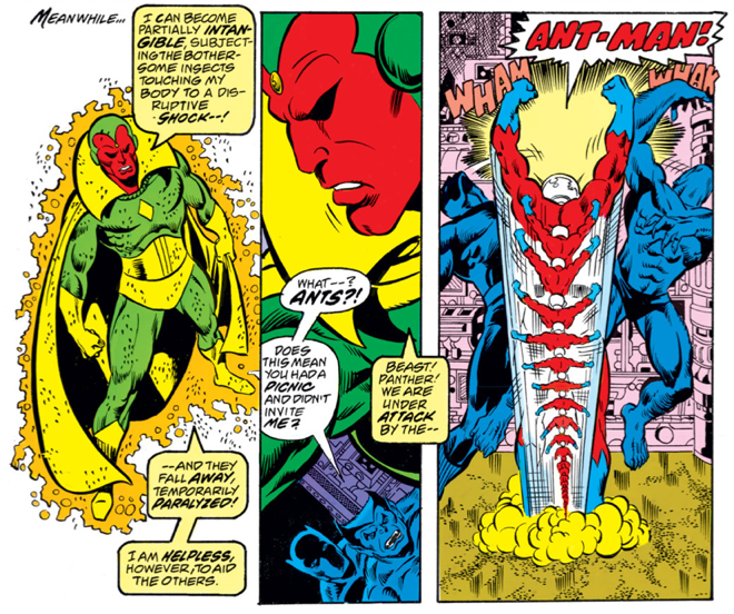 Avengers #161, George Perez & Jim Shooter