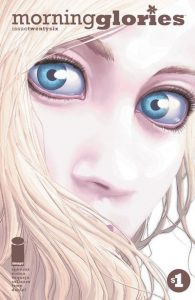 Morning Glories 26 Cover