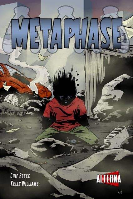 Metaphase Preview Cover