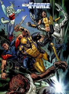 Messiah Complex X-Force
