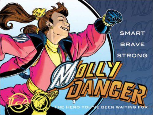 Molly Danger Ad