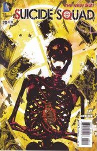 Suicide Squad #20 Cover