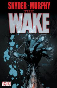 The Wake #1 Cover