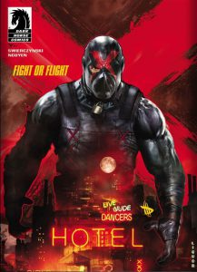 X #1 Cover
