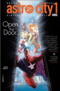 Astro City #1 Cover