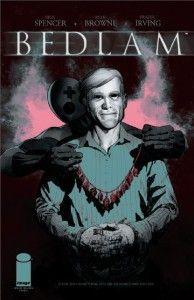 Bedlam #7 Cover