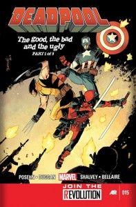 Deadpool 12 Cover