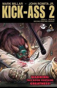 Kick-Ass 2 #2 Cover