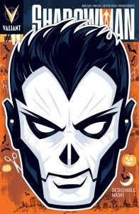 Shadowman 11 Variant Cover