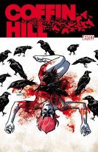 Coffin Hill #1 Cover