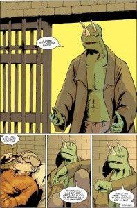 Blastosaurus #1 page