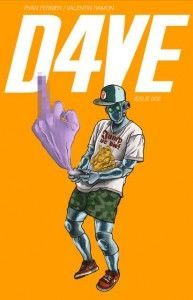D4VE #2 Cover