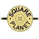 Square Planet Logo