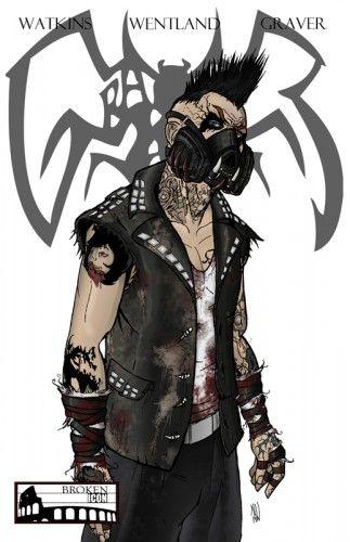 G-Raver Black