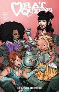 Rat Queens #5 Cover