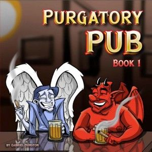 Purgatory Pub Book 1 Cover