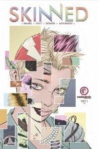 Skinned #1 Cover