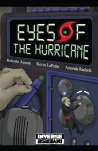 Eyes of the Hurricane Cover