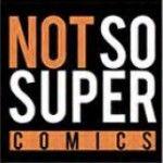 Not So Super Comics Logo