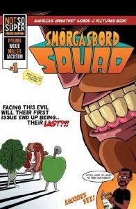 Smorgasbord Squad 1 Cover