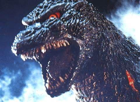 Godzilla - Old School