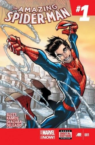 Am Spider-Man #1