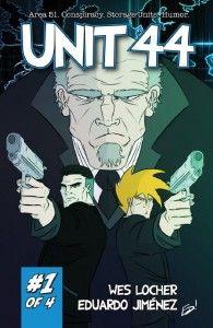 Unit 44 #1 Cover