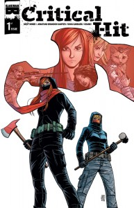 Critical Hit #1 Cover