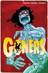 Goners #1 Cover