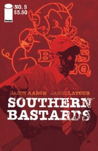 Southern Bastards 5 Cover