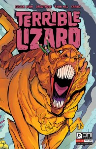 Terrible Lizard 1 Cover