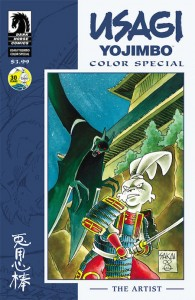 Usagi Yojimbo Color Special